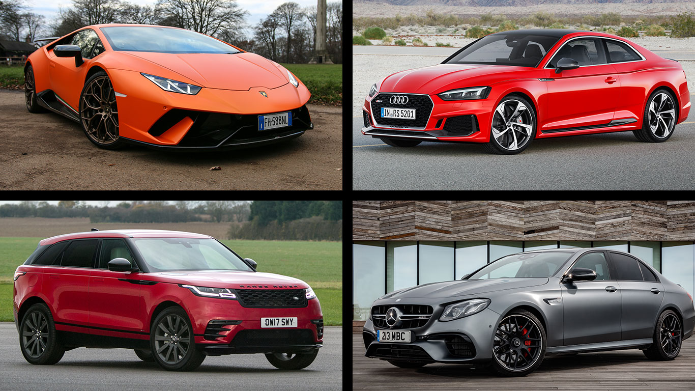 The cars we loved driving in 2017