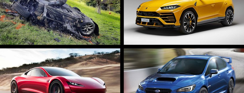 The 20 top motoring news stories of 2017