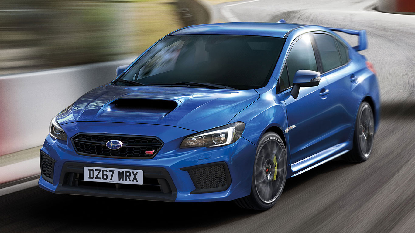 Subaru is axing the WRX