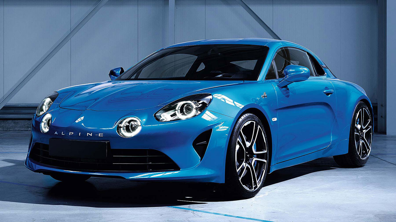 Alpine launches a Cayman-killer
