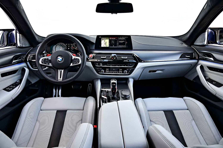 2018 BMW M5 G30