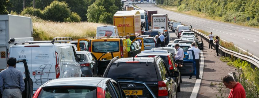 'Frantic Friday' will cause chaos on UK roads, warns RAC
