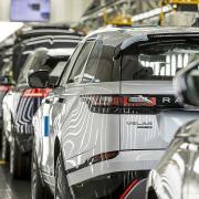 Jaguar Land Rover Solihull