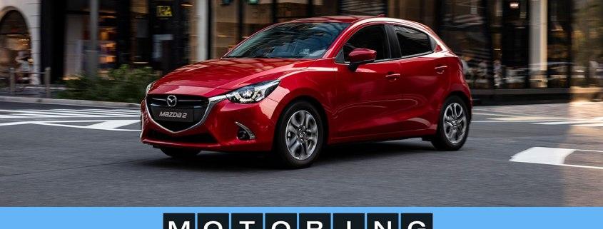 2018 Mazda2