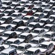 European new car sales grew slightly in 2017