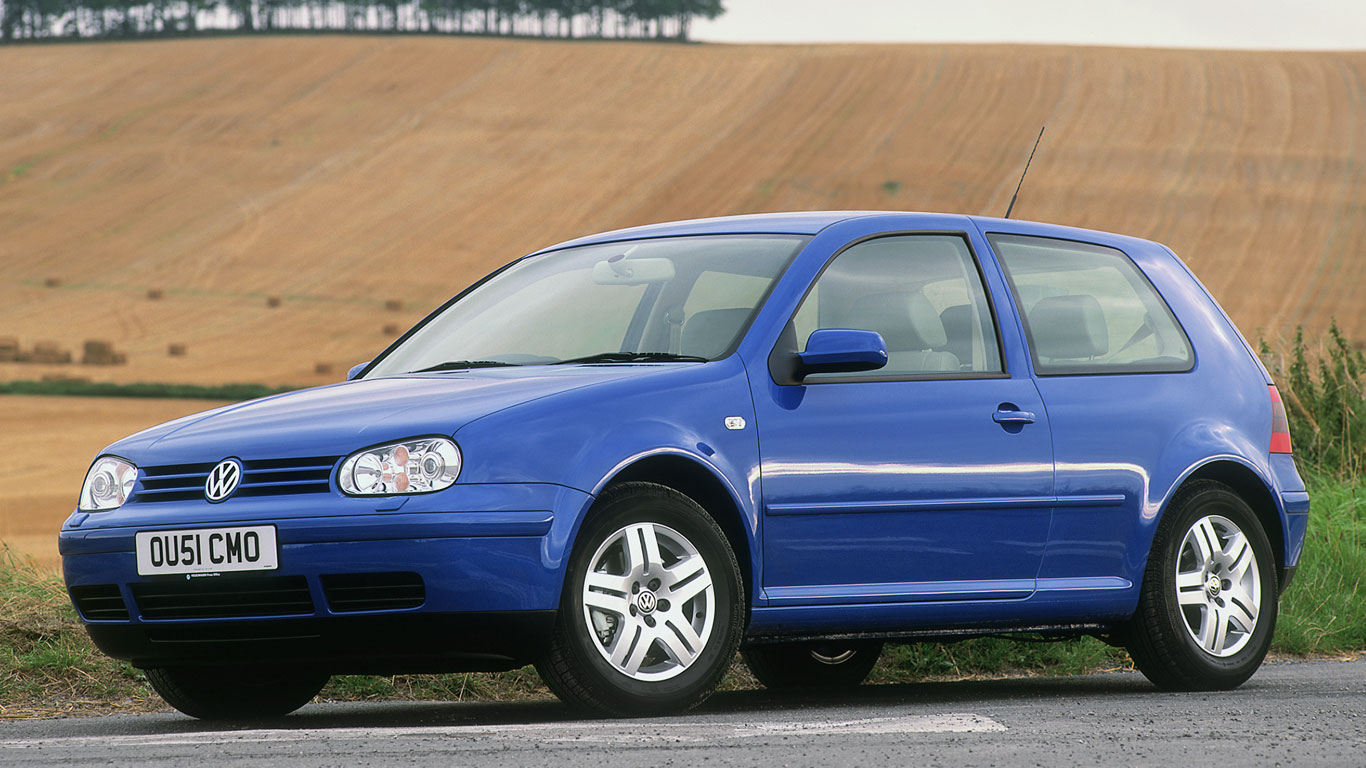 Volkswagen Golf/Golf Plus