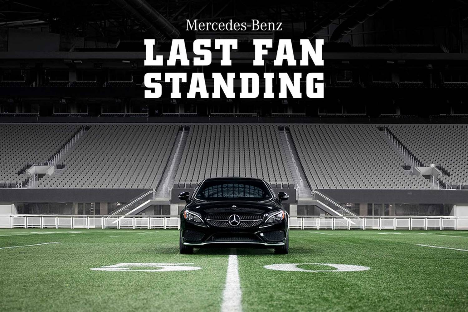 Mercedes-AMG Super Bowl