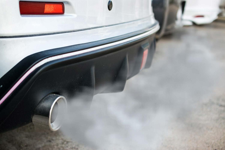 New car CO2 2017