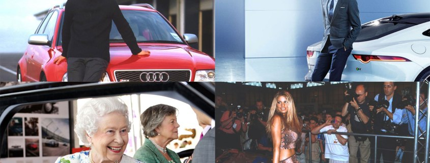 Celebrity cars sell for up to 241% more
