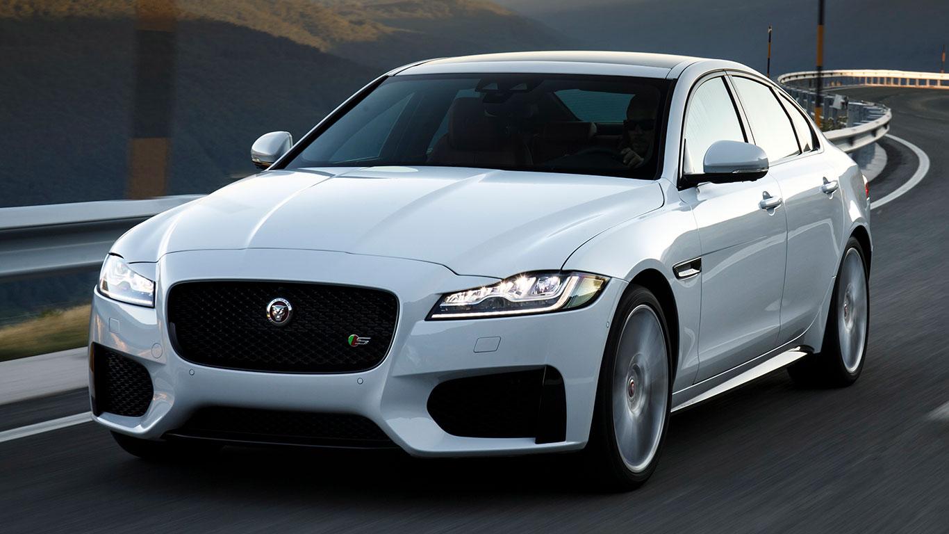 The best 18-plate March car offers: Jaguar