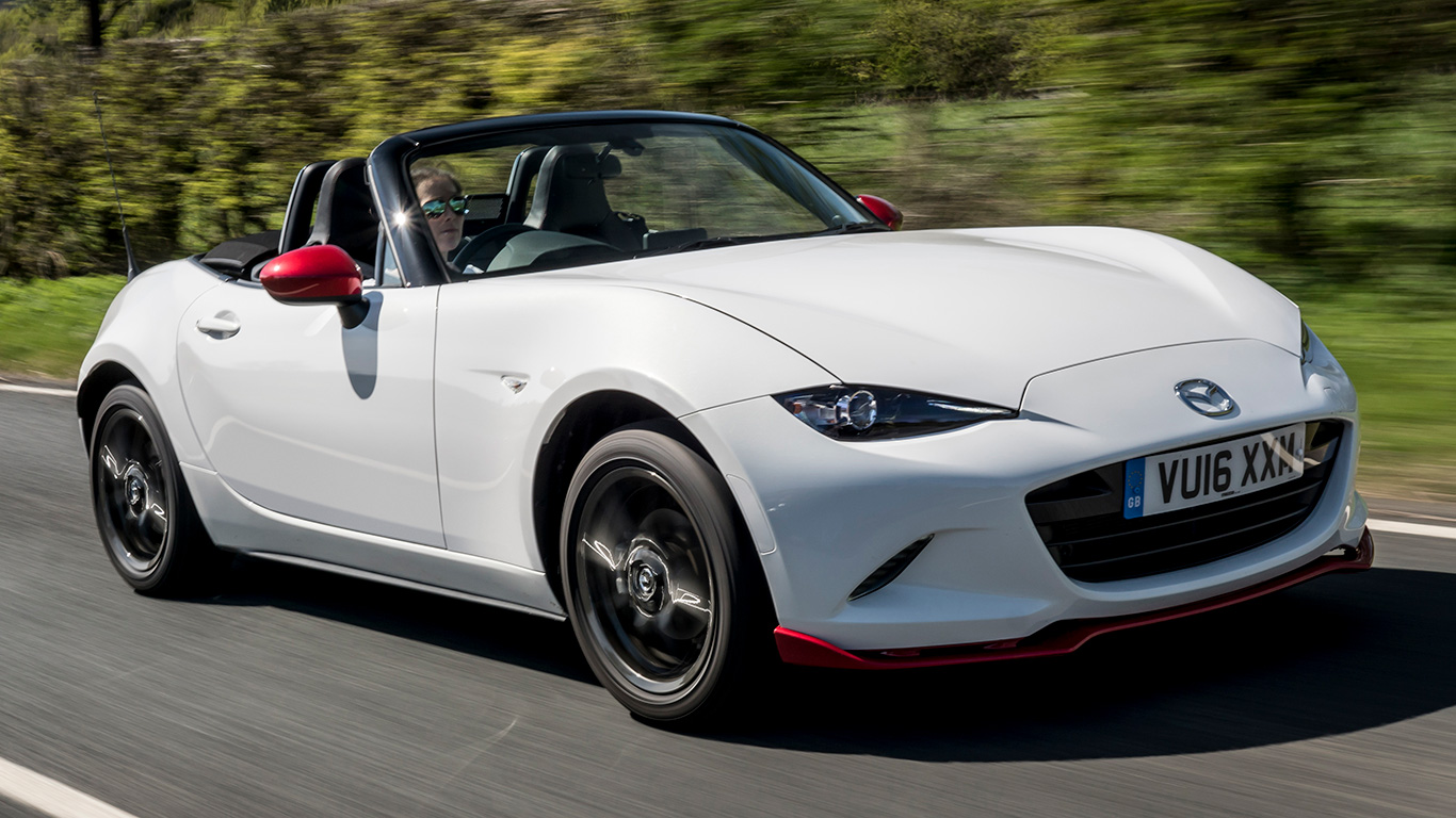 The best 18-plate March car offers: Mazda