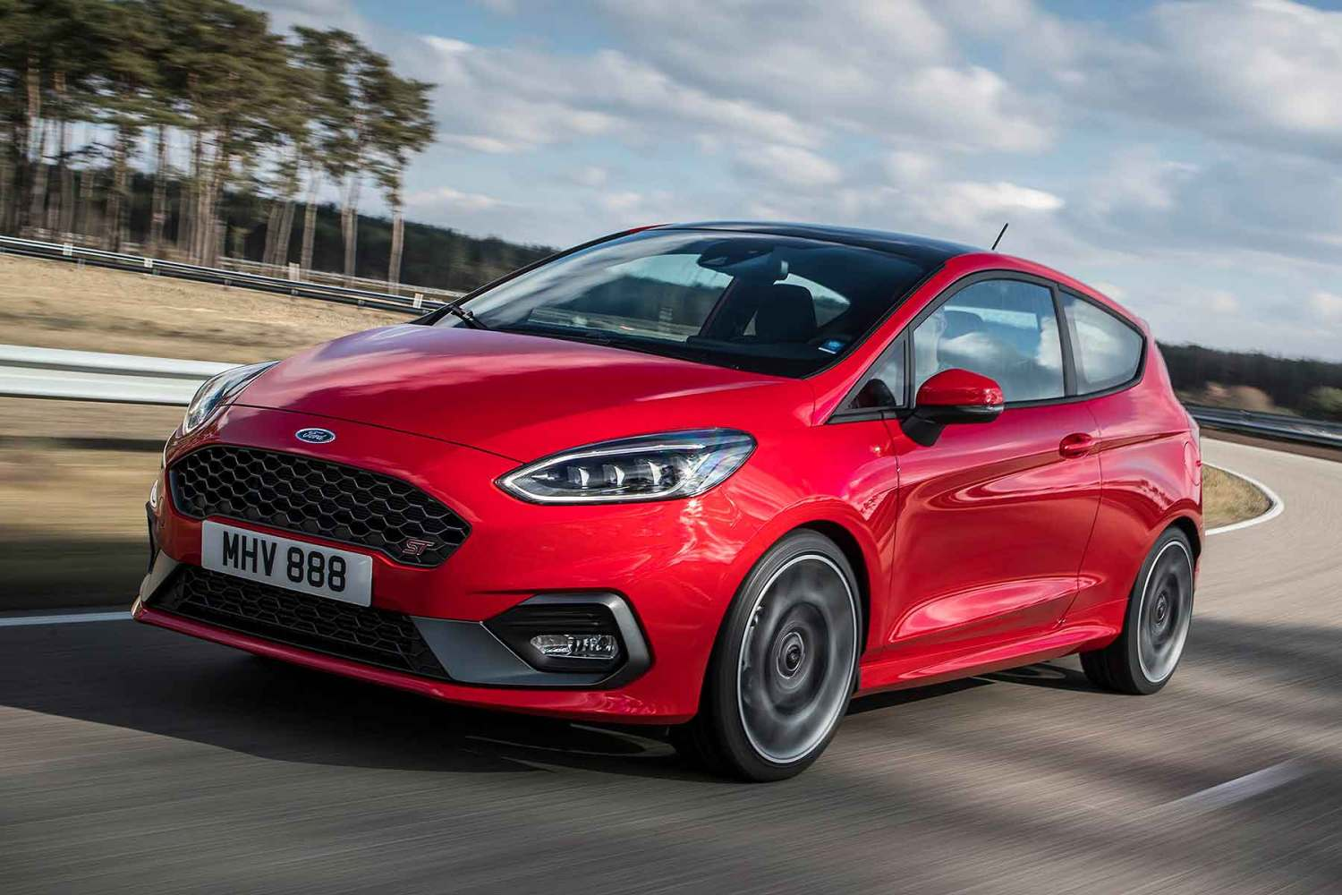 2018 Ford Fiesta ST will feature patented suspension tech
