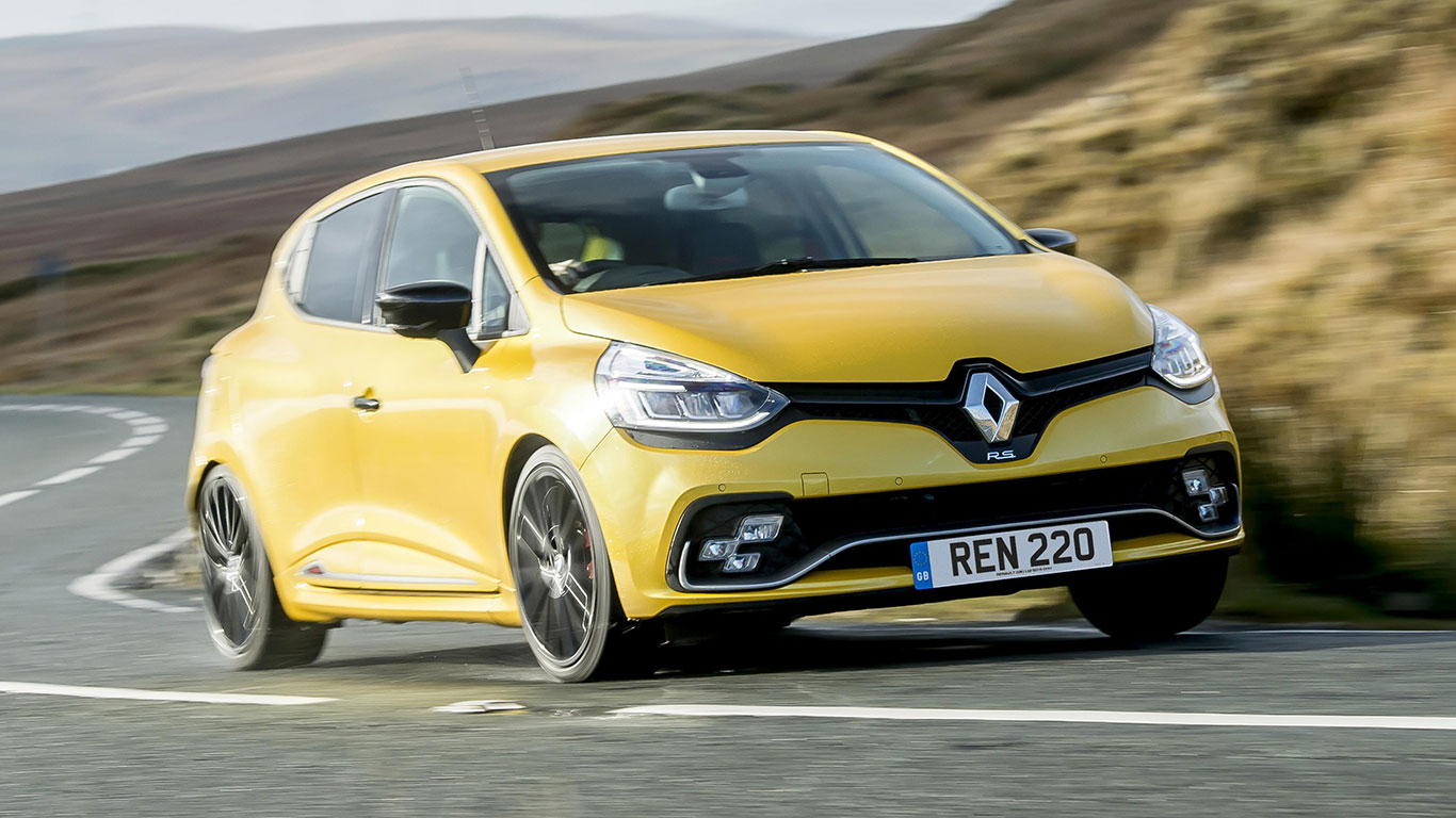 The best 18-plate March car offers: Renault