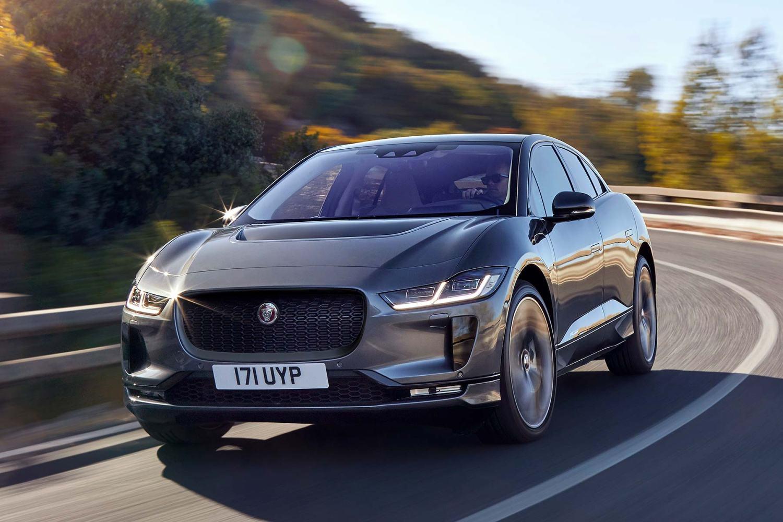 2019 Jaguar I-Pace revealed