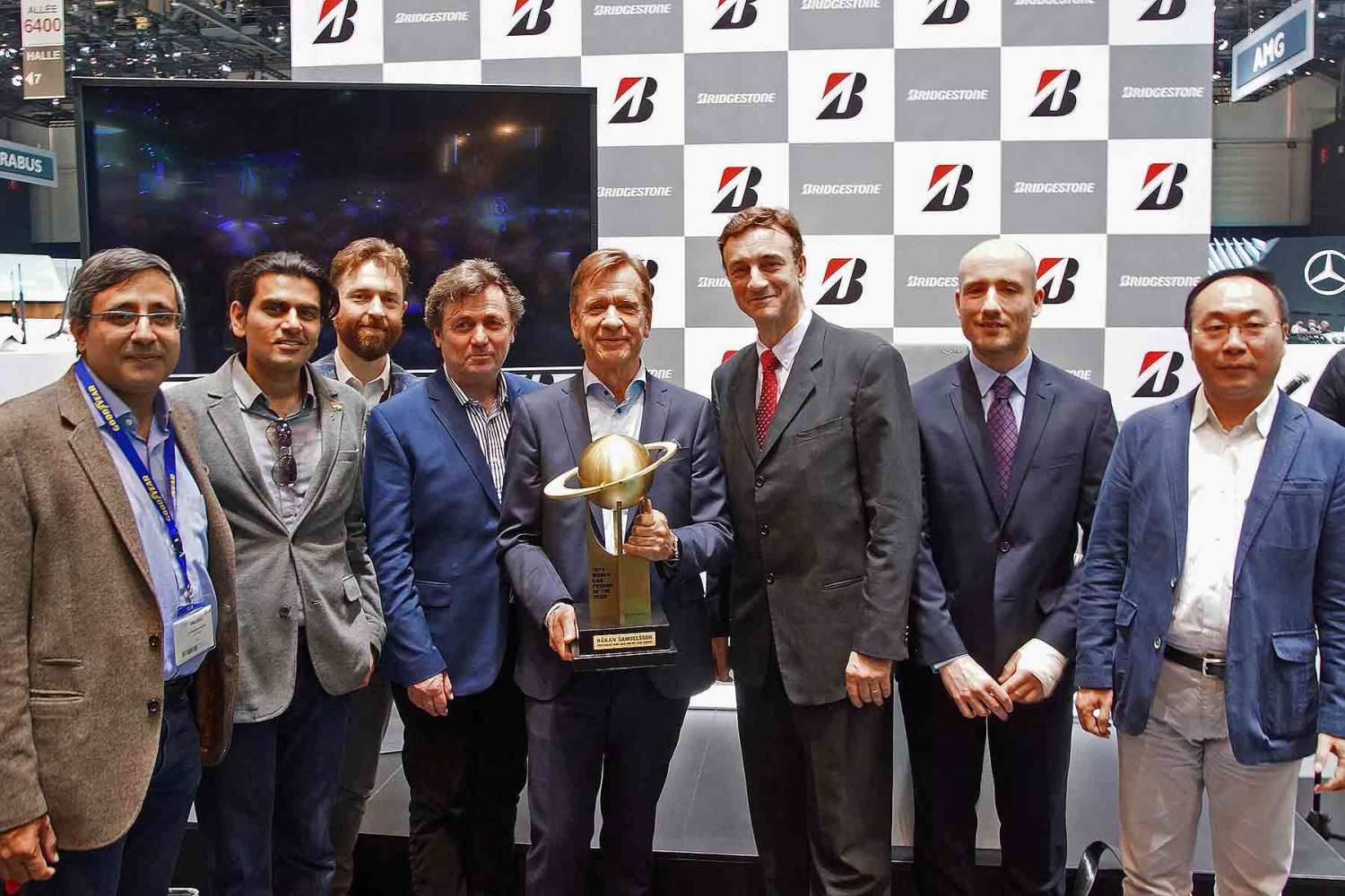 World Car Person of the Year 2018 presentation