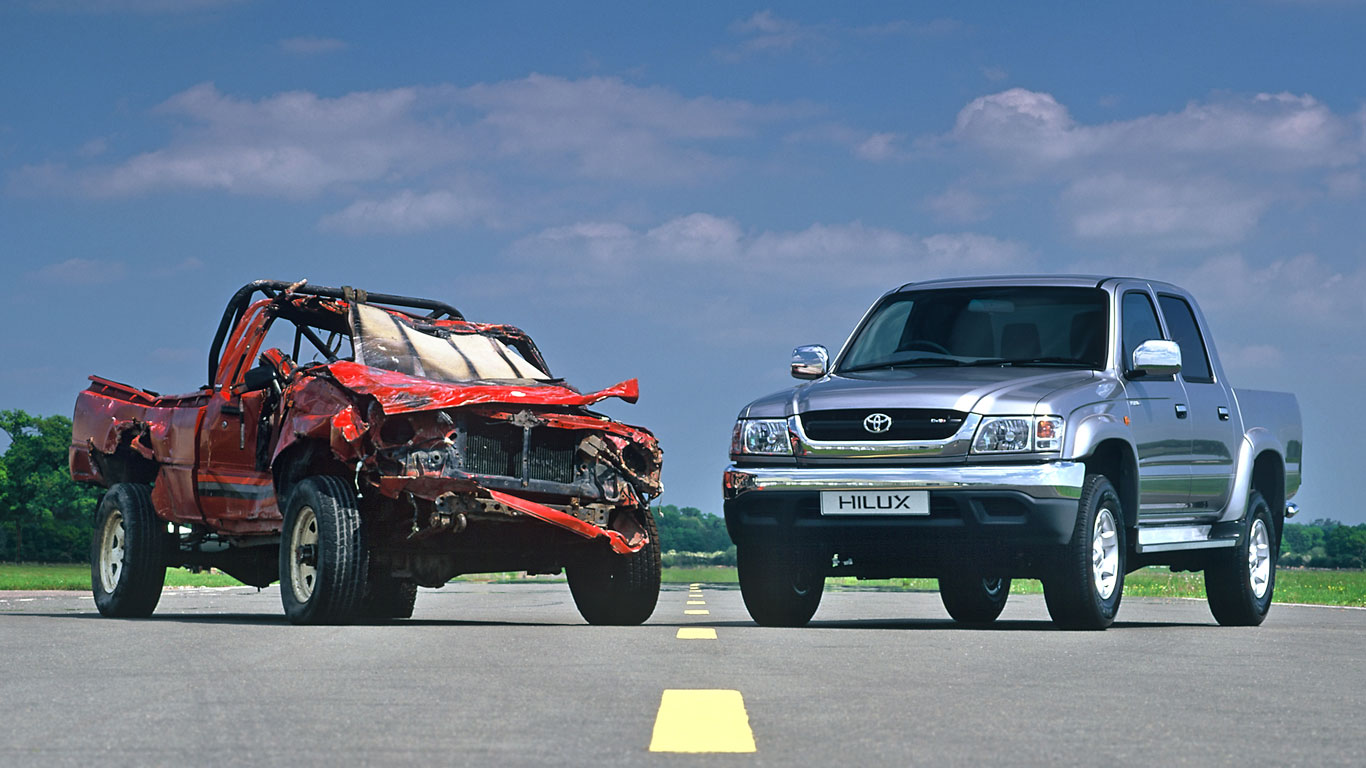 50 years of the truck Jeremy Clarkson couldn't kill