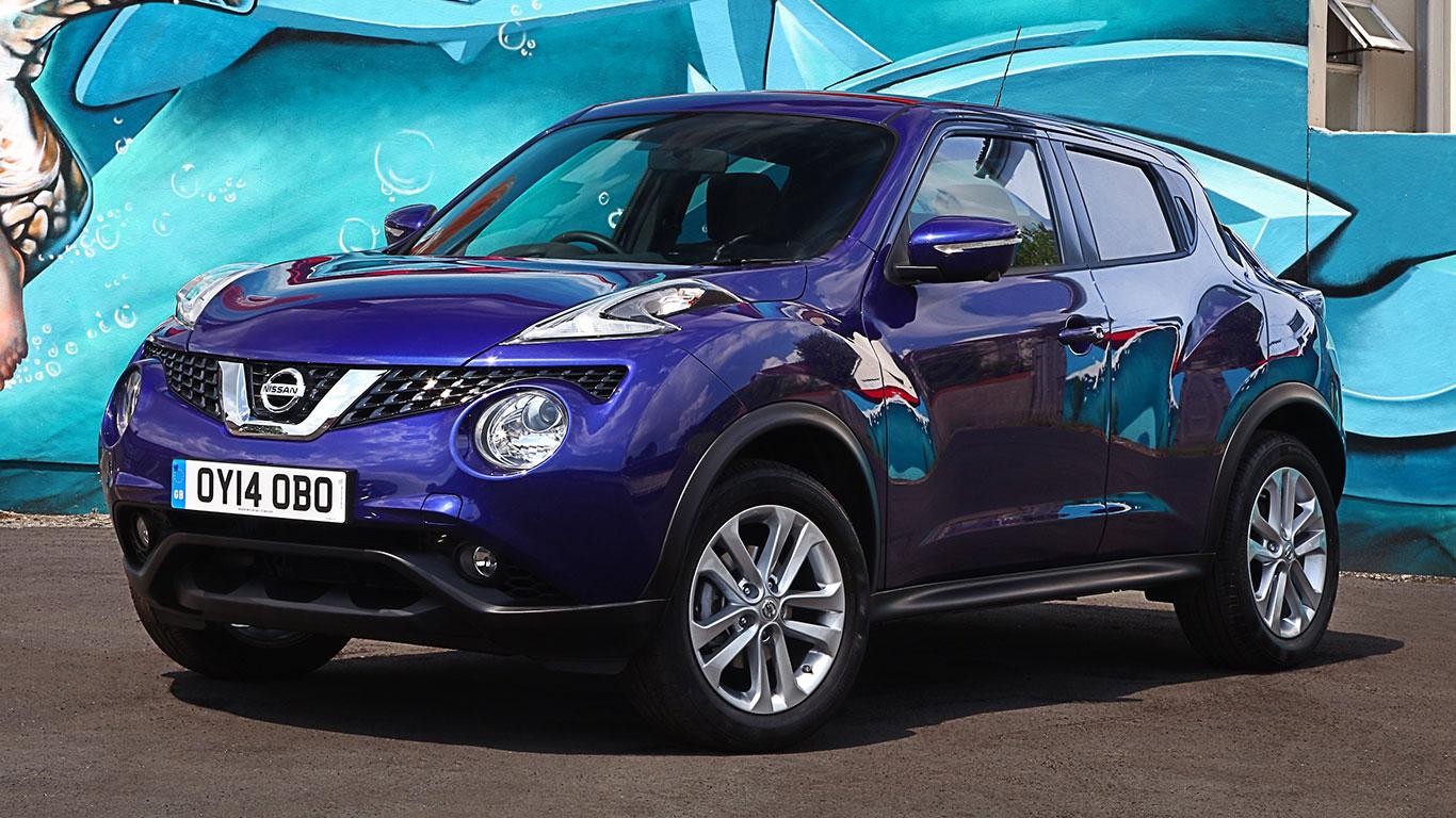 16: Nissan Juke