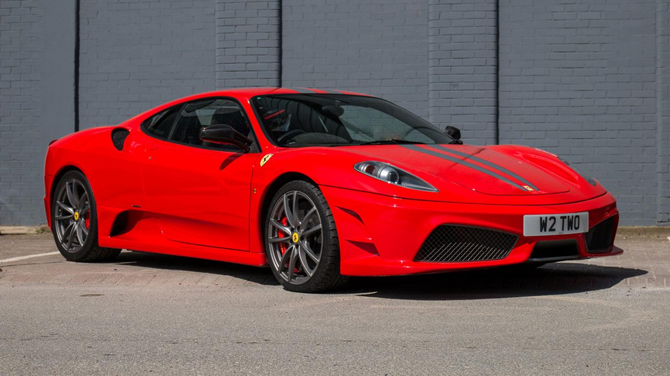 Ferrari 430 Scuderia: £165,000 - £185,000