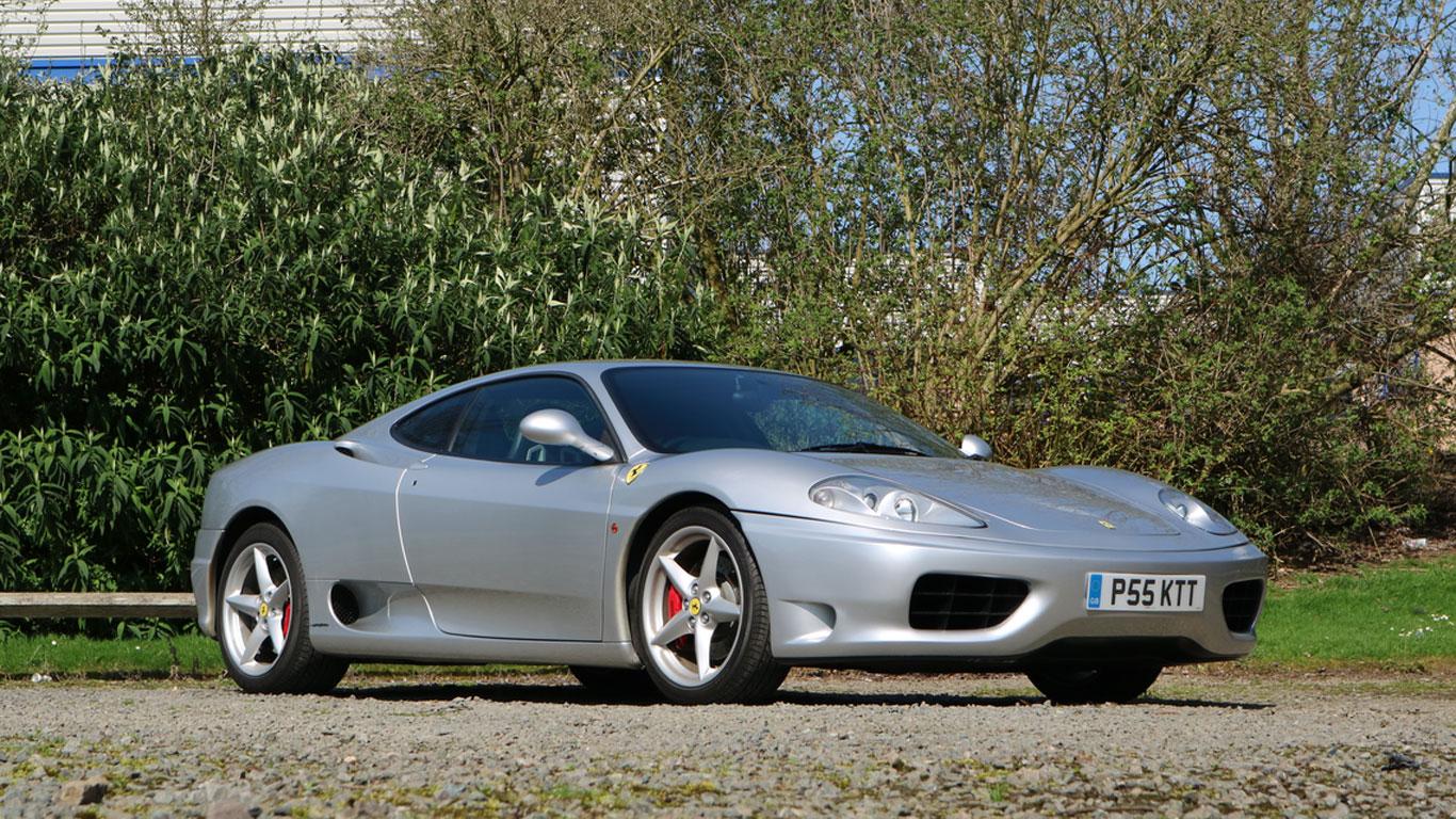 Ferrari 360 Modena: £64,000 - £74,000