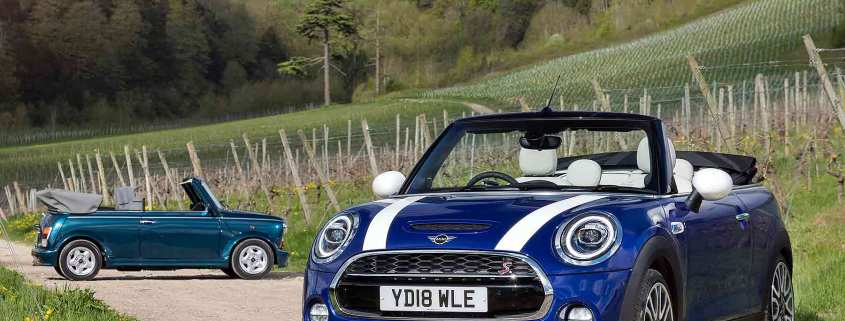 Mini Convertible 25th Anniversary Edition