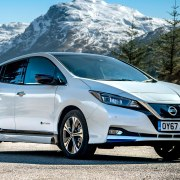 Nissan Leaf scores five stars in tough new NCAP crash test