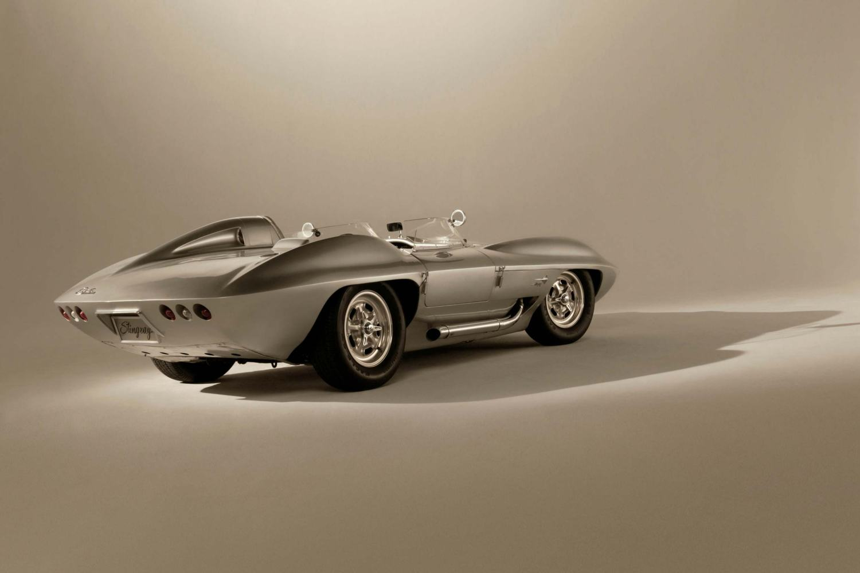 1959 Chevrolet Corvette Stingray Concept