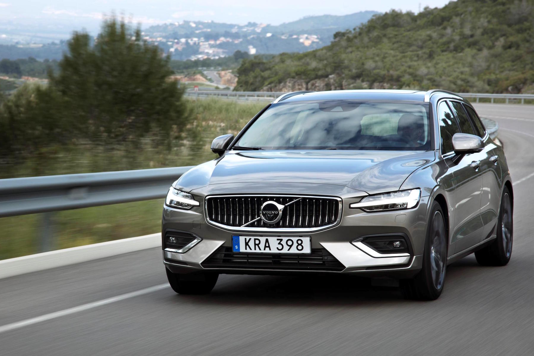 2018 Volvo model range meets WLTP