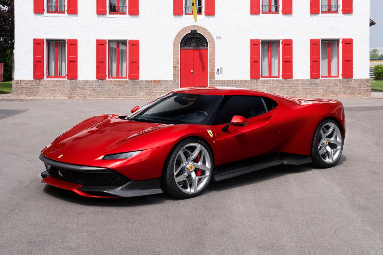 Ferrari SP38 One Off