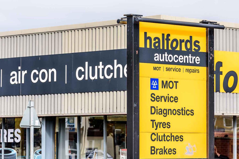 Halfords Autocentre