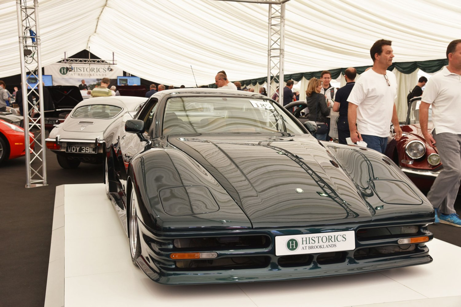 Lister Storm at auction