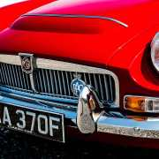 MG retro motor