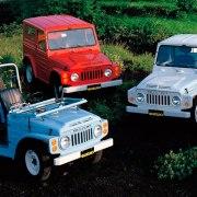 Miniature hero: a brief history of the Suzuki Jimny