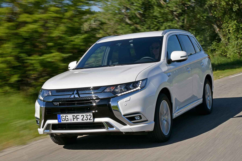 Updated Mitsubishi Outlander PHEV in WLTP win | Motoring
