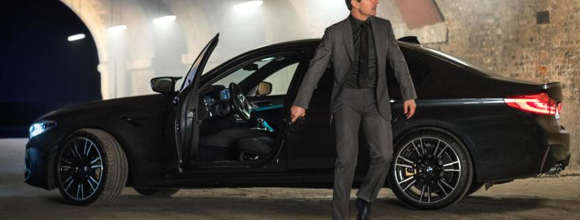 BMW stars in Mission Impossible Fallout