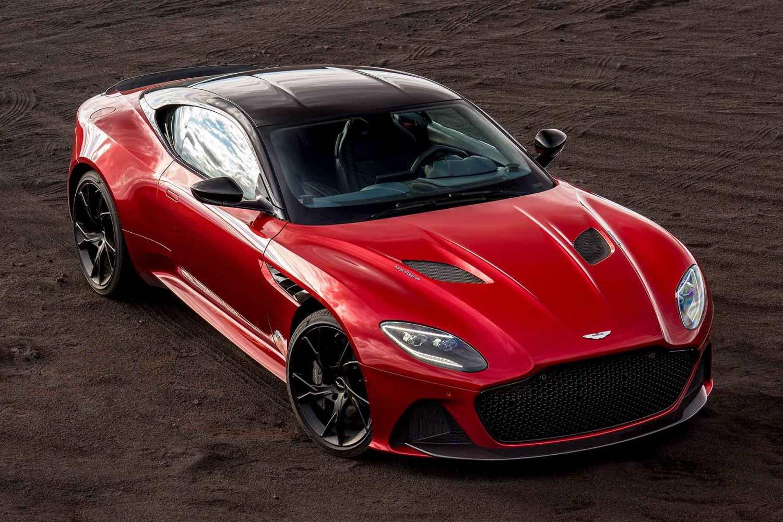 New Aston Martin >> New Aston Martin Dbs Superleggera Is A Brute In A Suit Motoring