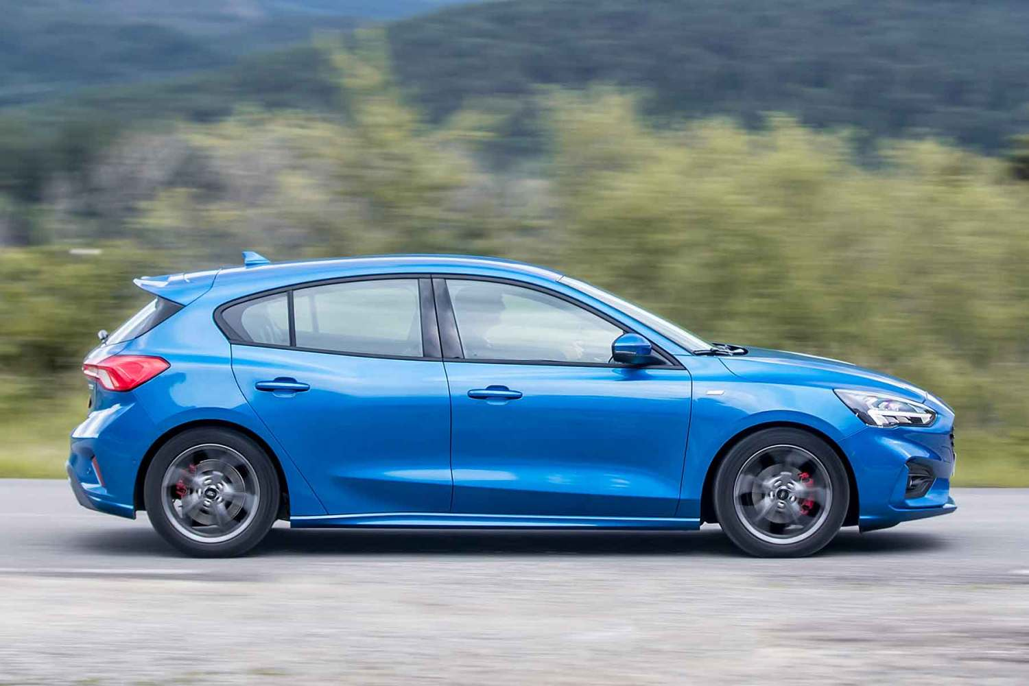 Ford focus st line x review