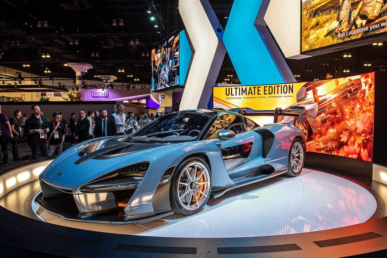 Forza Horizon 4 New Car