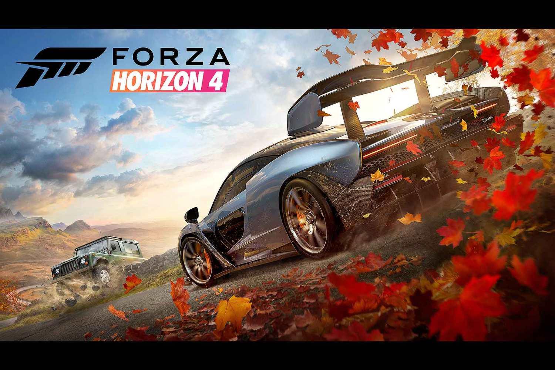 McLaren Senna Forza Horizon 4