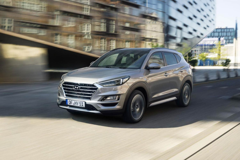 Hyundai confirms new 2018 Tucson SUV will gain diesel hybrid
