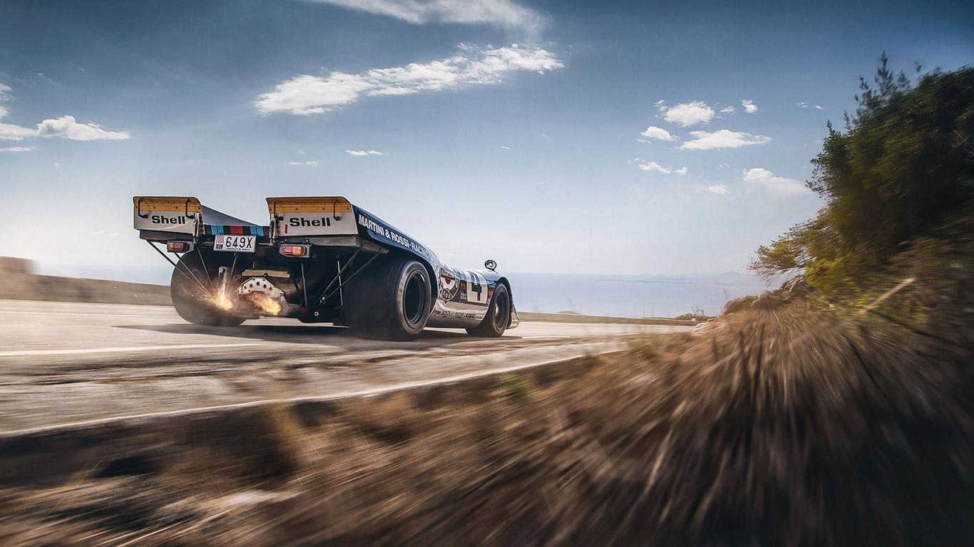 Road Legal Porsche 917 Le Mans Racer