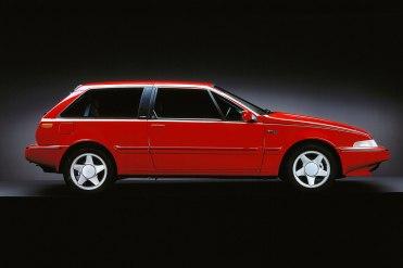 Volvo 480 ES side