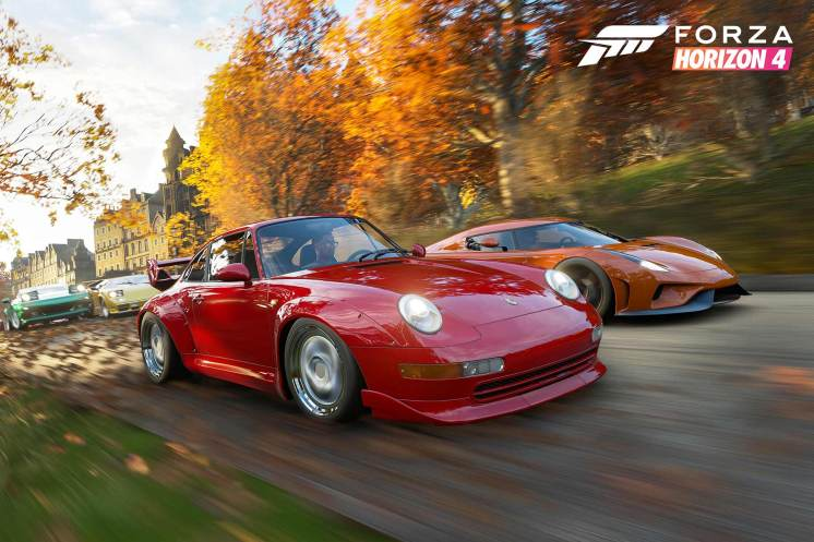 Xbox One Forza Horizon 4