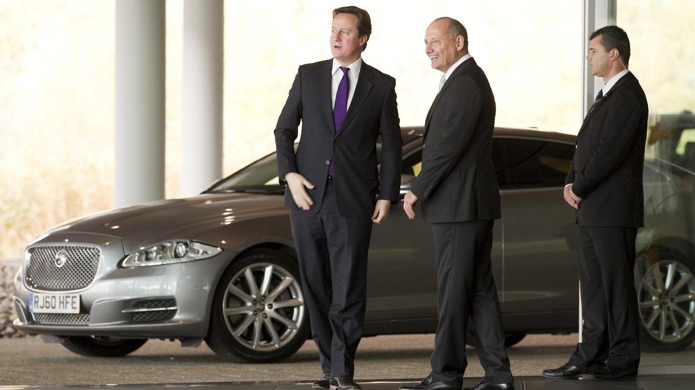 The Prime Ministerial XJ