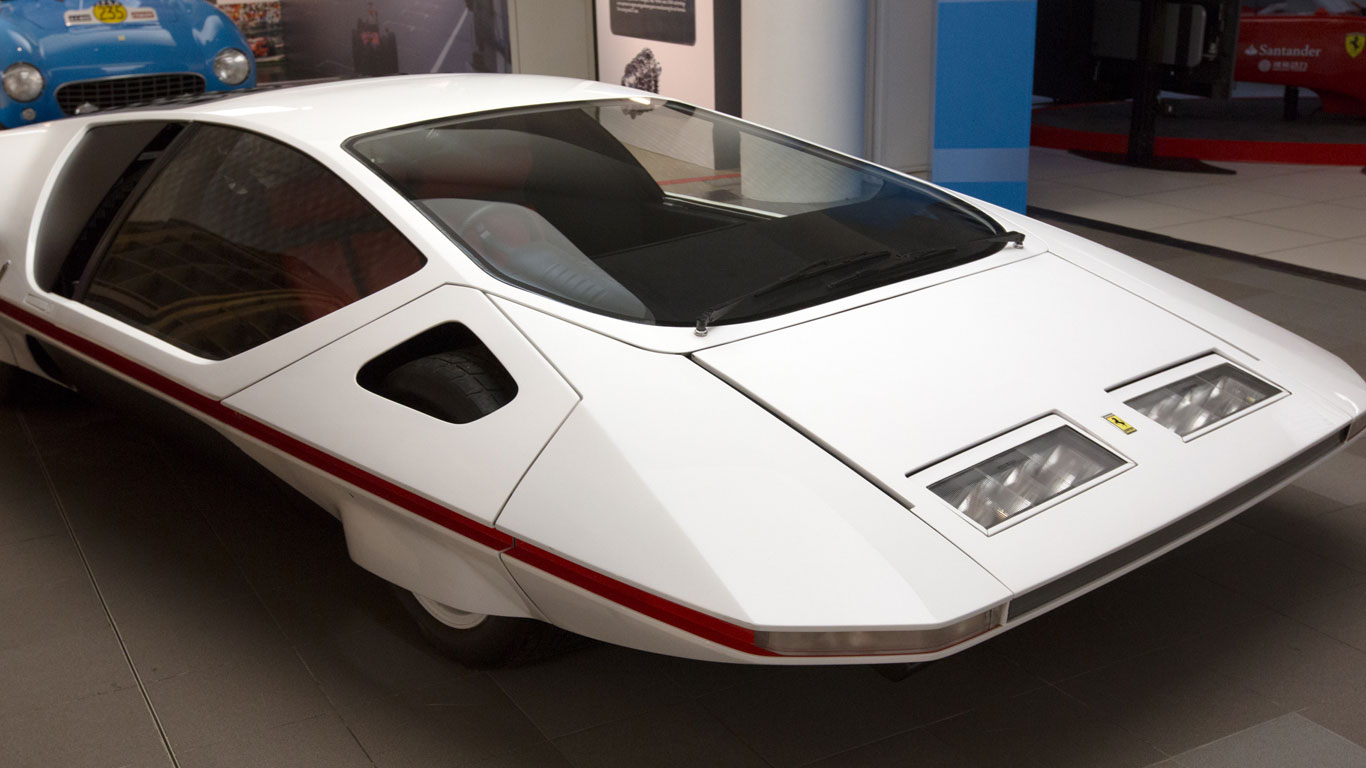 Pininfarina: the greatest hits
