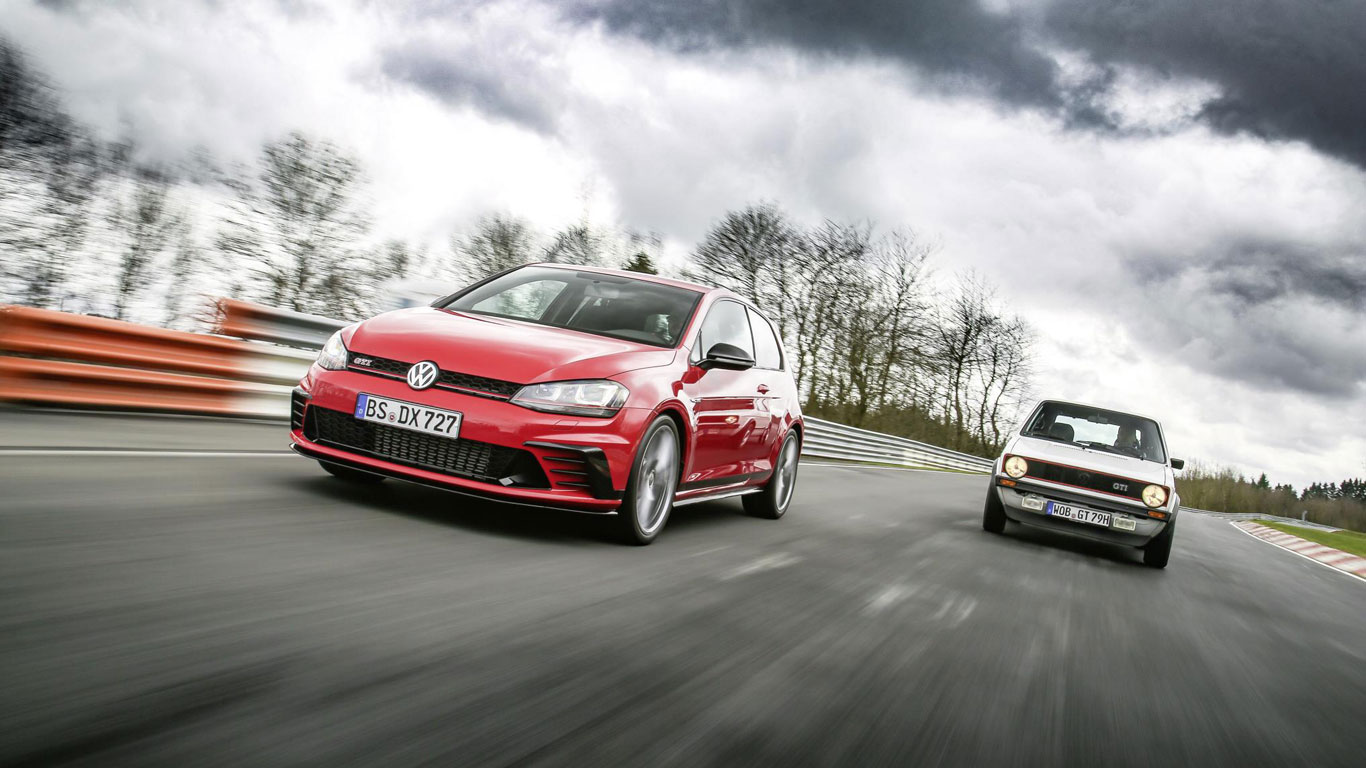 Rulebreakers: wild and extreme hot hatches