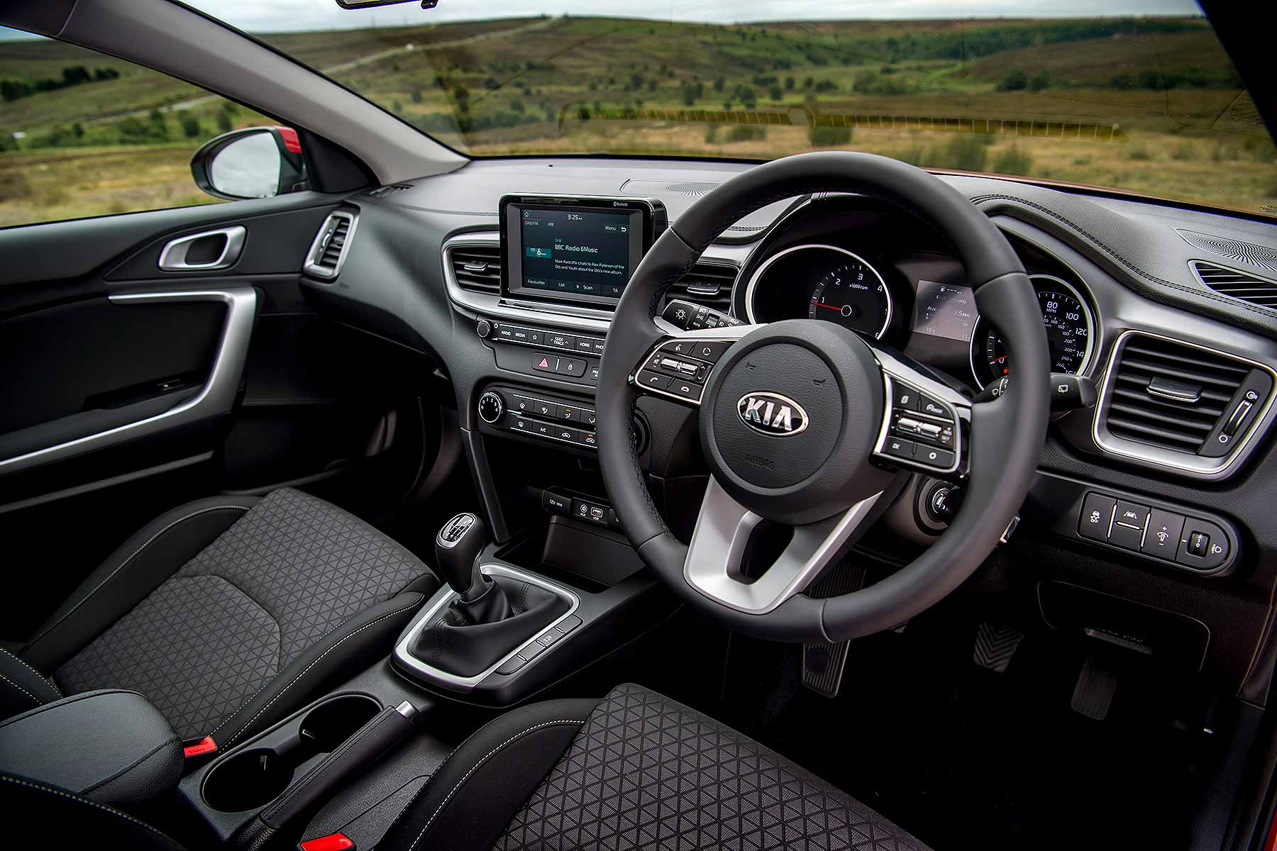 Need For Ceed 2018 Kia Ceed First Drive Review