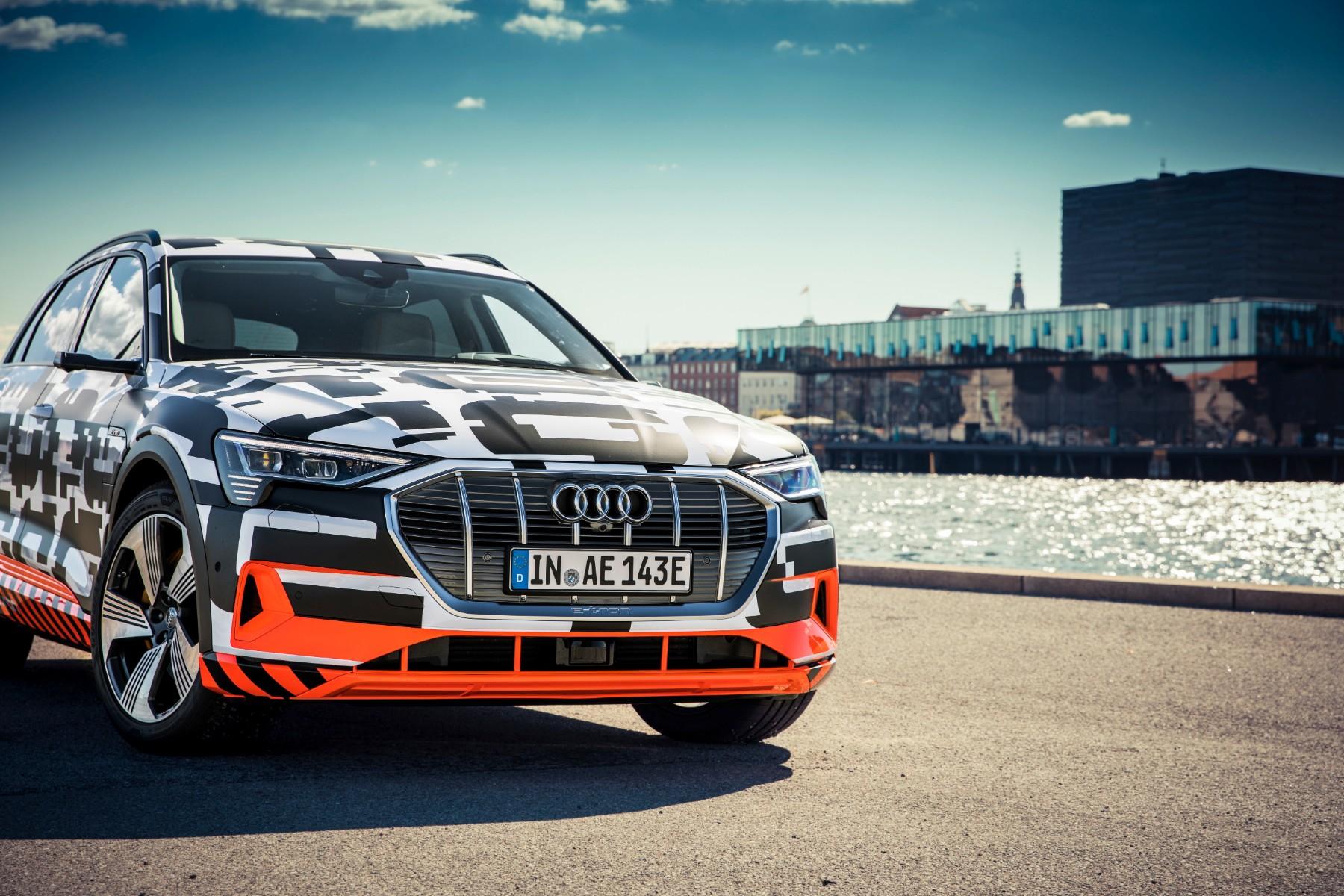 Audi e-tron 3