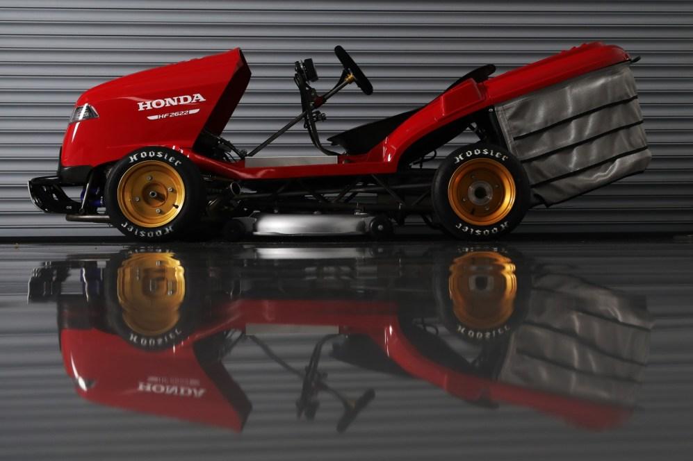 Honda Mean Mower 6