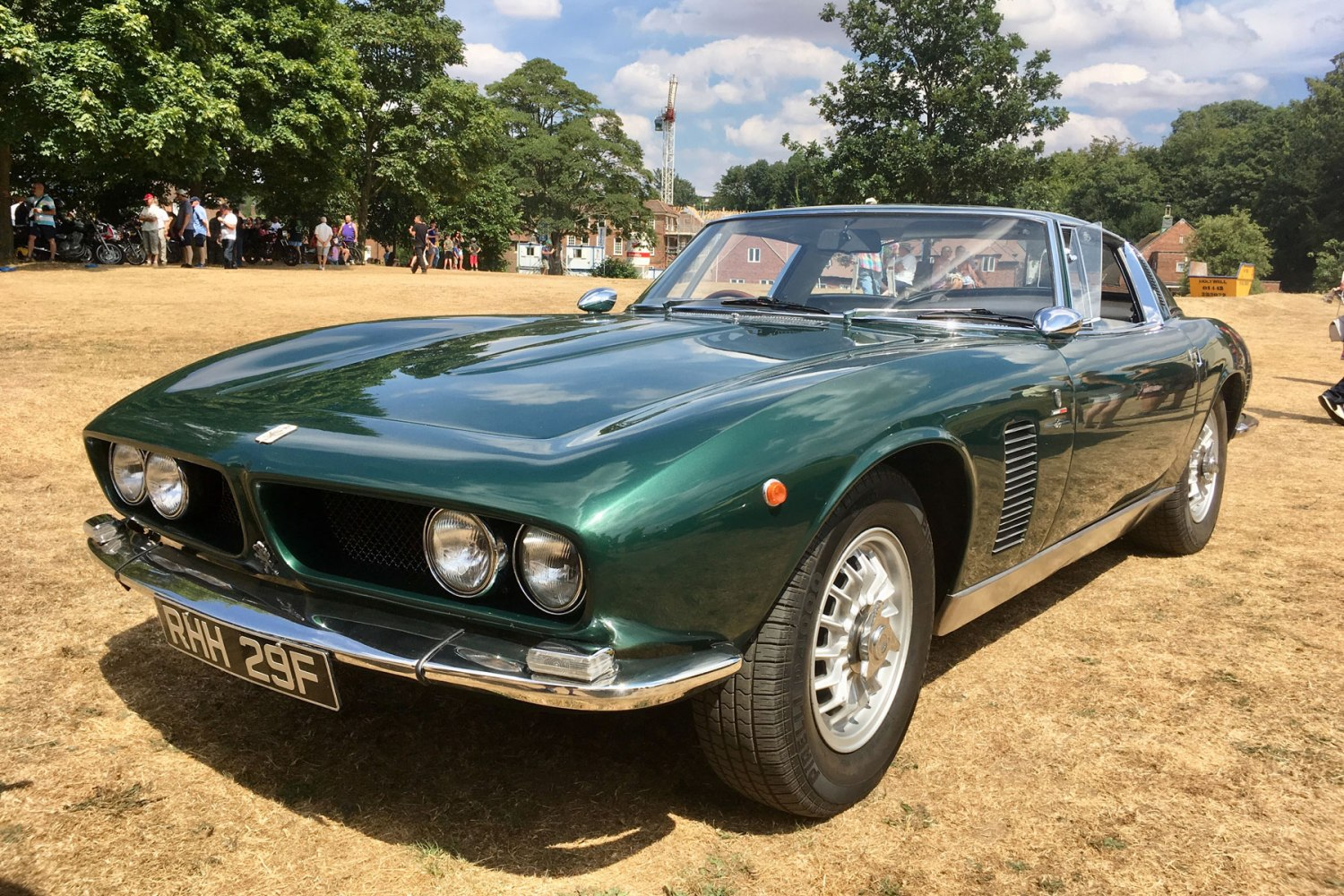 Classics on the Common 2018