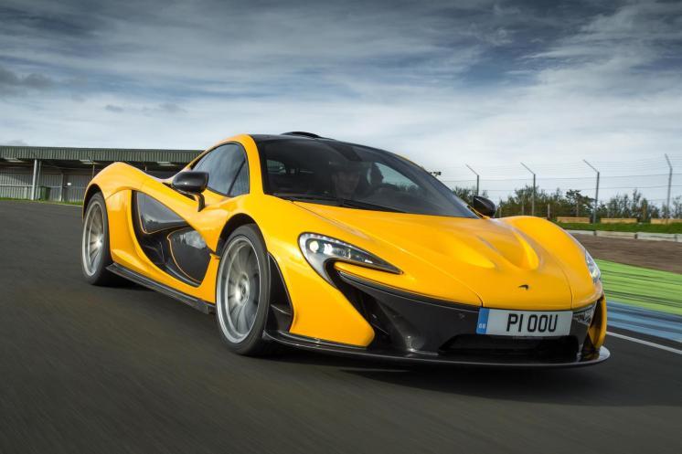 McLaren Automotive announces business plan at Goodwood 006